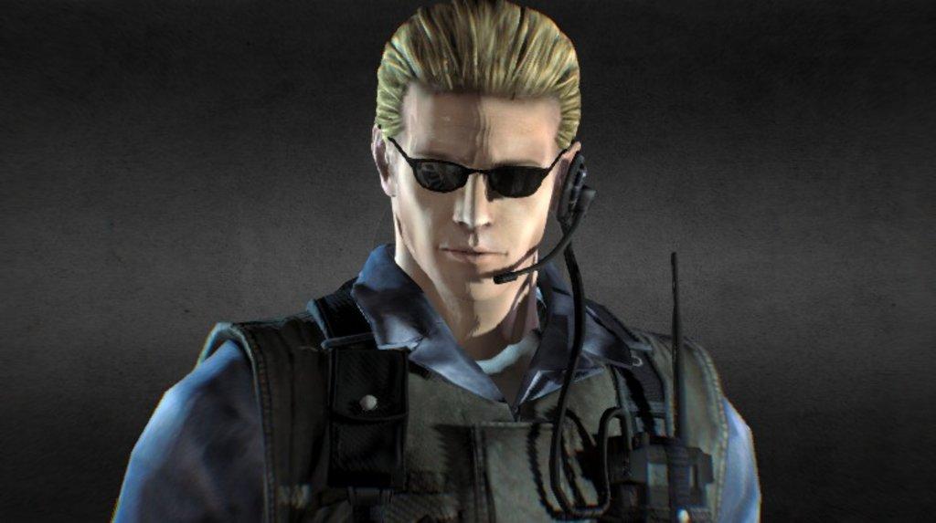 Kompletní příběh série Resident Evil, část první wesker