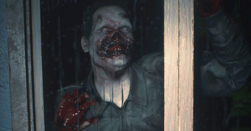 Kompletní příběh série Resident Evil, část první zombie