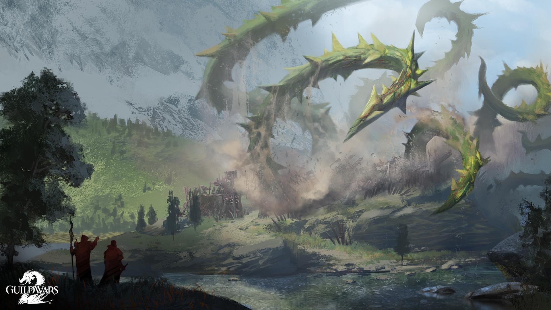 Léto s Guild Wars 2 9dbcbLiving World Season 2