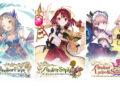 Tři příběhy v balíčku Atelier Mysterious Trilogy Deluxe Pack DX Atelier Mysterious Trilogy Deluxe Pack 2021 02 04 21 041