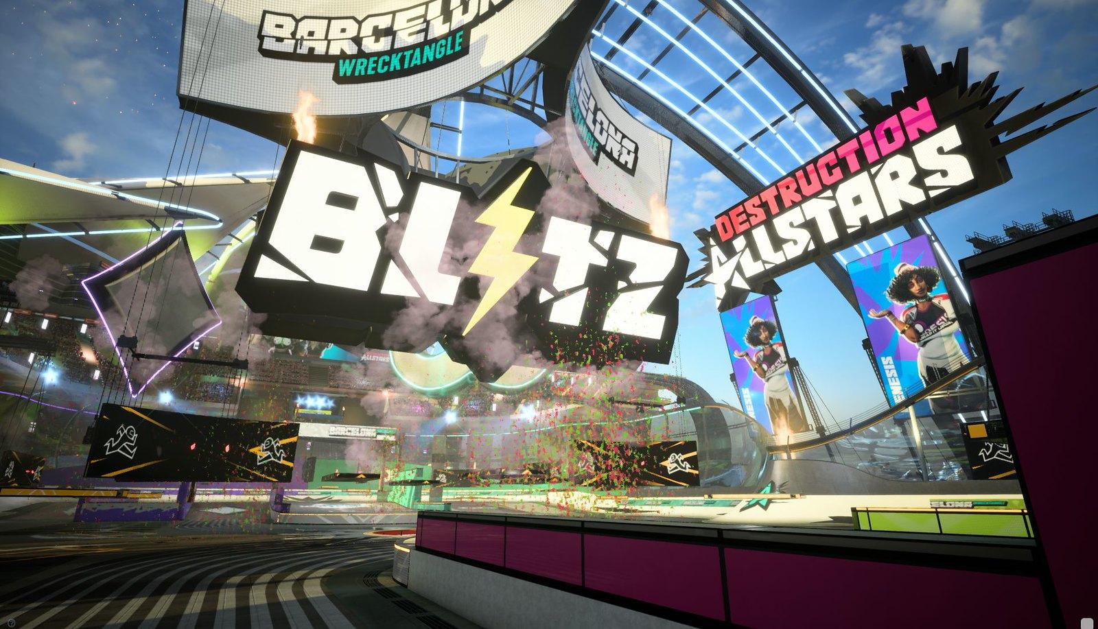 První sezóna do Destruction AllStars dorazí v příštím týdnu Blitz