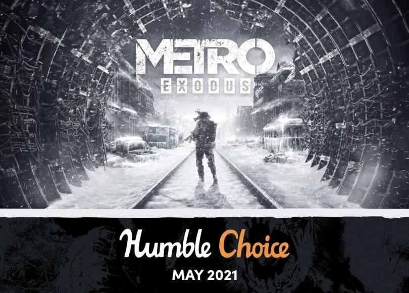 Květnové Humble Choice přinese Metro Exodus Choice
