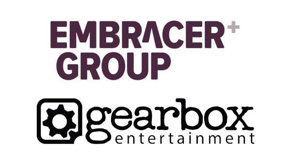 Spojení Gearboxu a Embracer Group dokončeno Embracer