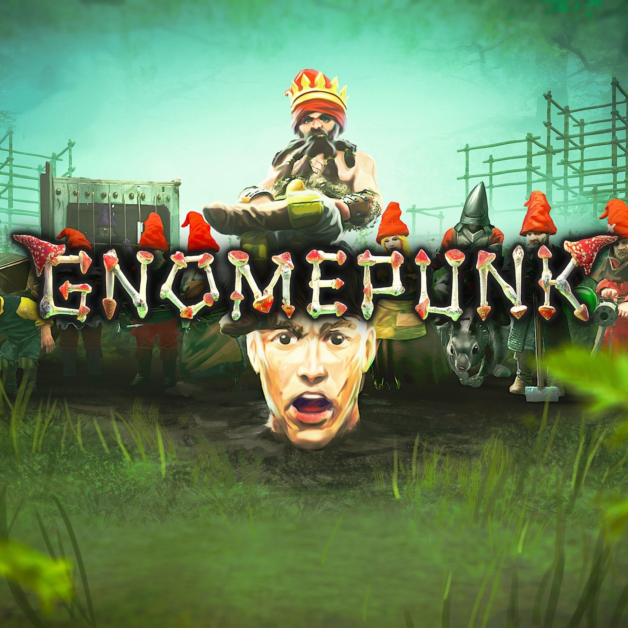 Bláznivý život skřítků v Gnomepunk Gnomepunk