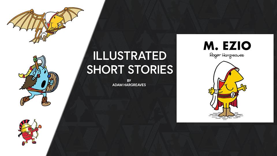 Assassin's Creed se dočká série dětských knih Mr. Ezio