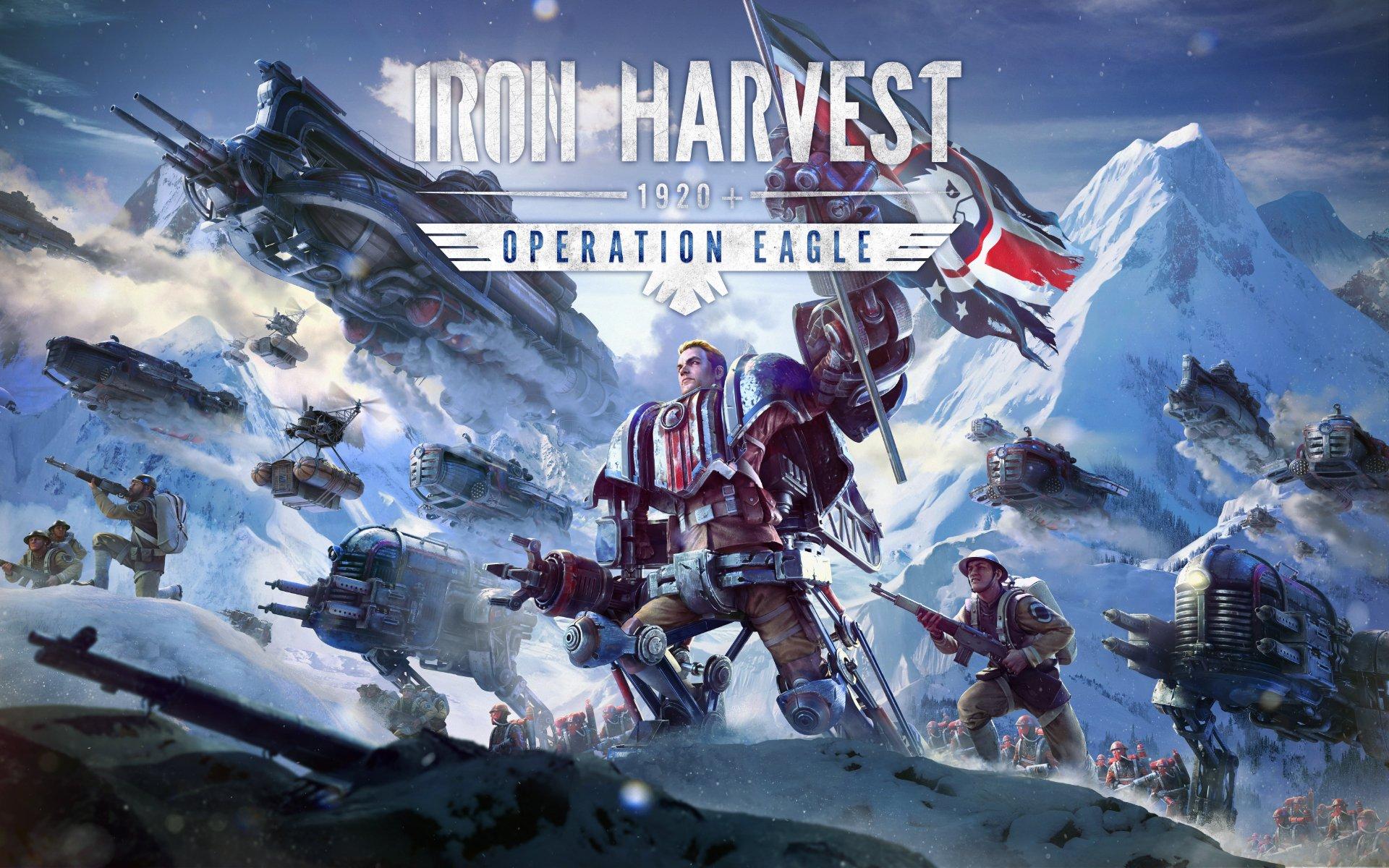 Nové DLC do Iron Harvest přinese další frakci Operation