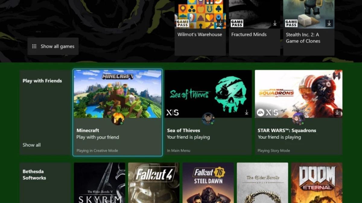 Xbox přináší novou aktualizaci PLay