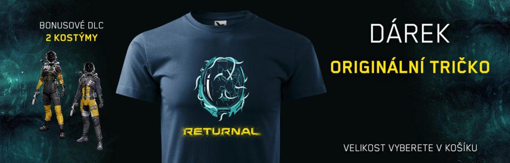 Preload Returnalu spuštěn, noví avataři zdarma RETURNAL PRODUKT1 2