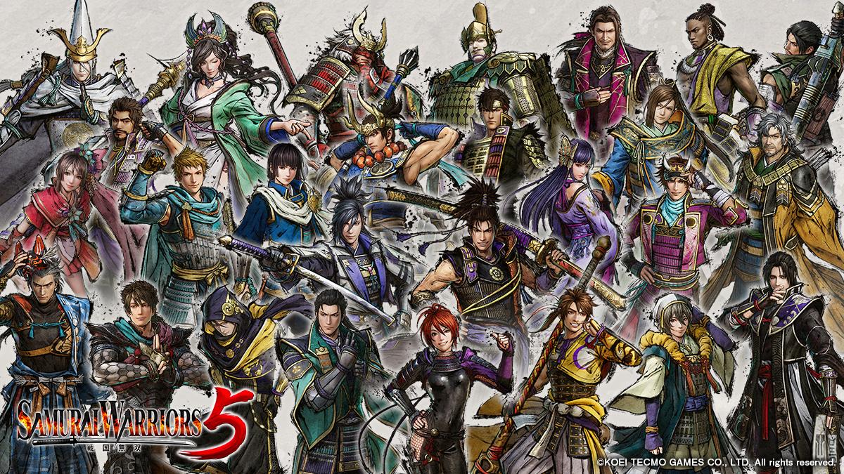 Přehled novinek z Japonska 16. týdne Samurai Warriors 5 2021 04 23 21 031