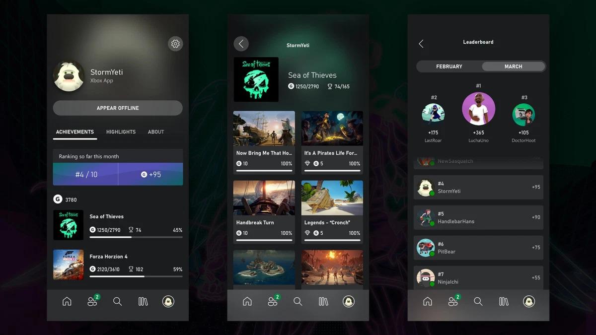 Xbox přináší novou aktualizaci Xbox 2