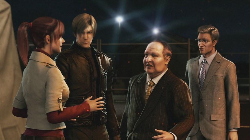 Kompletní příběh série Resident Evil, část druhá davis