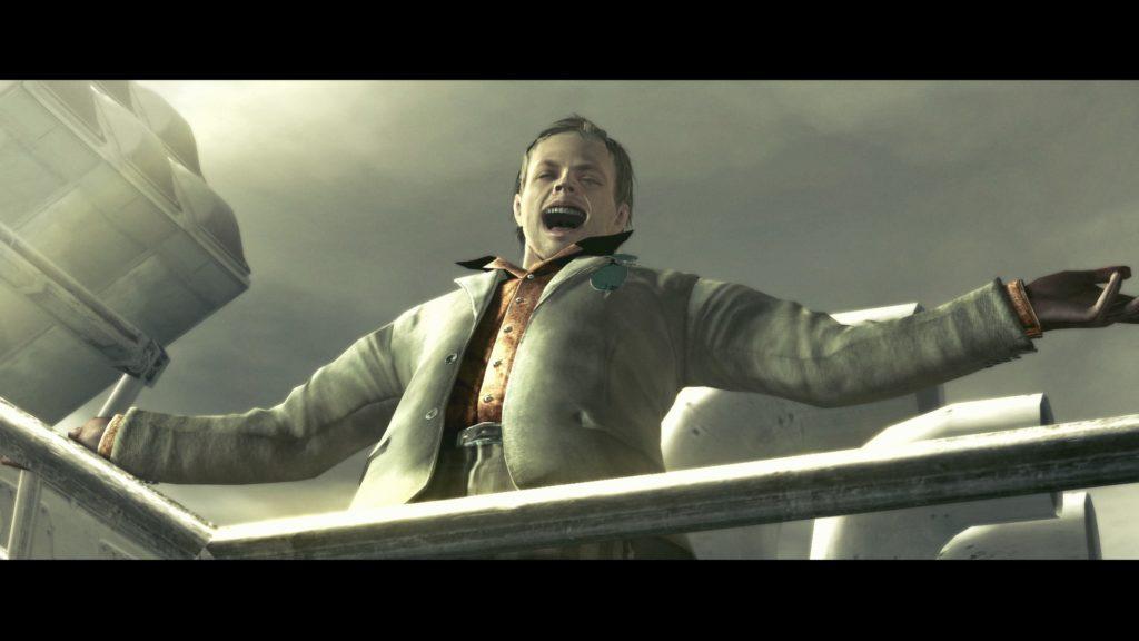 Kompletní příběh série Resident Evil, část druhá irving