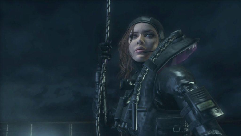 Kompletní příběh série Resident Evil, část druhá jess