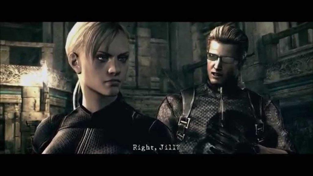 Kompletní příběh série Resident Evil, část druhá jillwesker