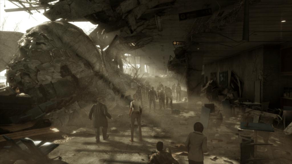 Kompletní příběh série Resident Evil, část druhá letiste min