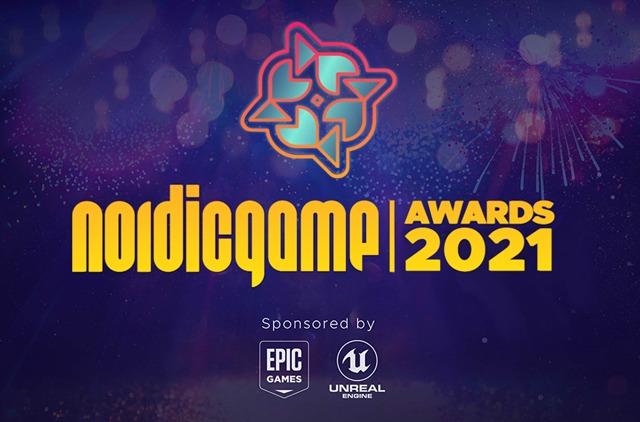 Představeni finalisté pro Nordic Game Awards 2021 logo