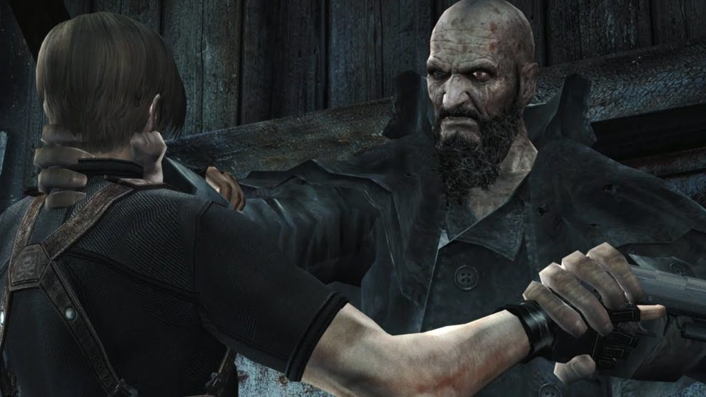Kompletní příběh série Resident Evil, část druhá mendez