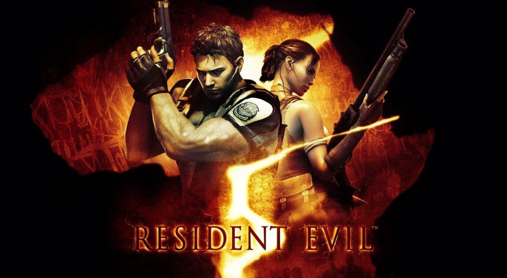 Kompletní příběh série Resident Evil, část druhá re5