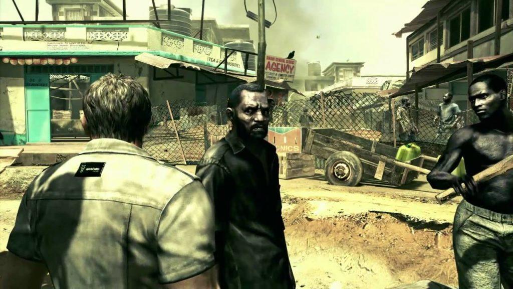 Kompletní příběh série Resident Evil, část druhá re5africa