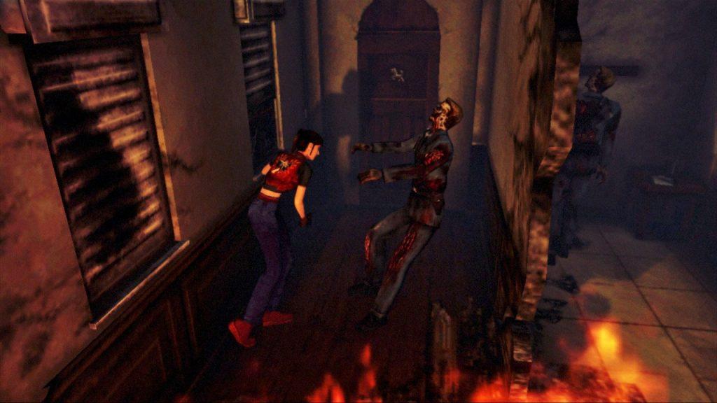Hráli jste? Resident Evil Code: Veronica X resident evil code veronica rumores remake 1 1024x576 1