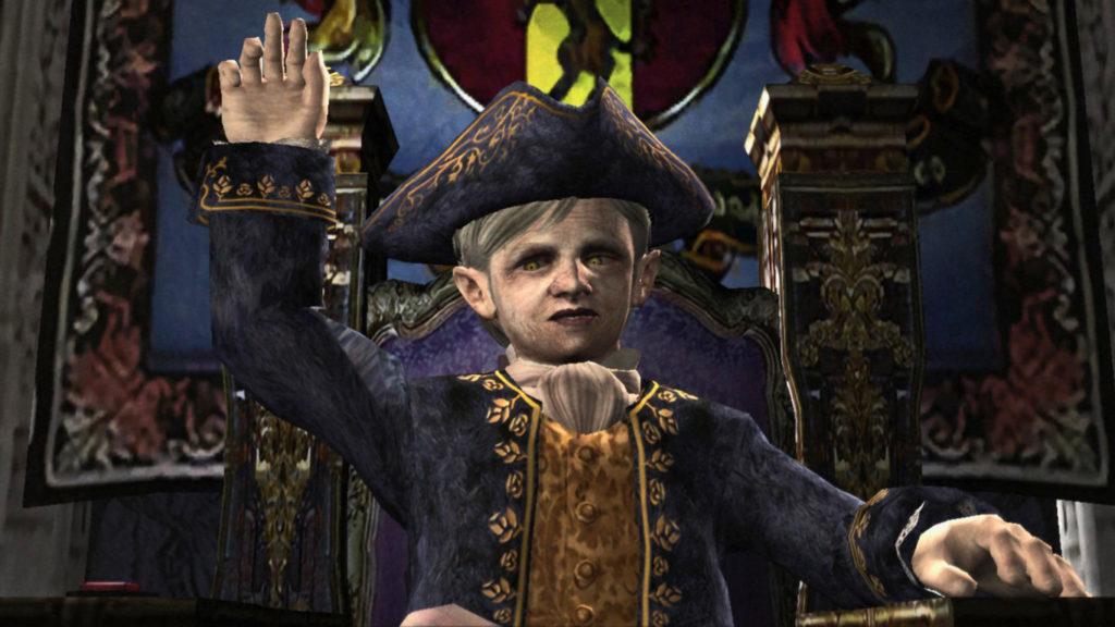 Kompletní příběh série Resident Evil, část druhá salazar