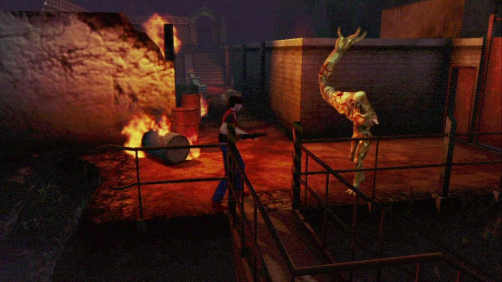 Hráli jste? Resident Evil Code: Veronica X