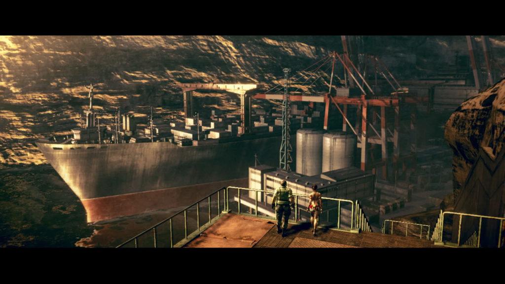 Kompletní příběh série Resident Evil, část druhá ship