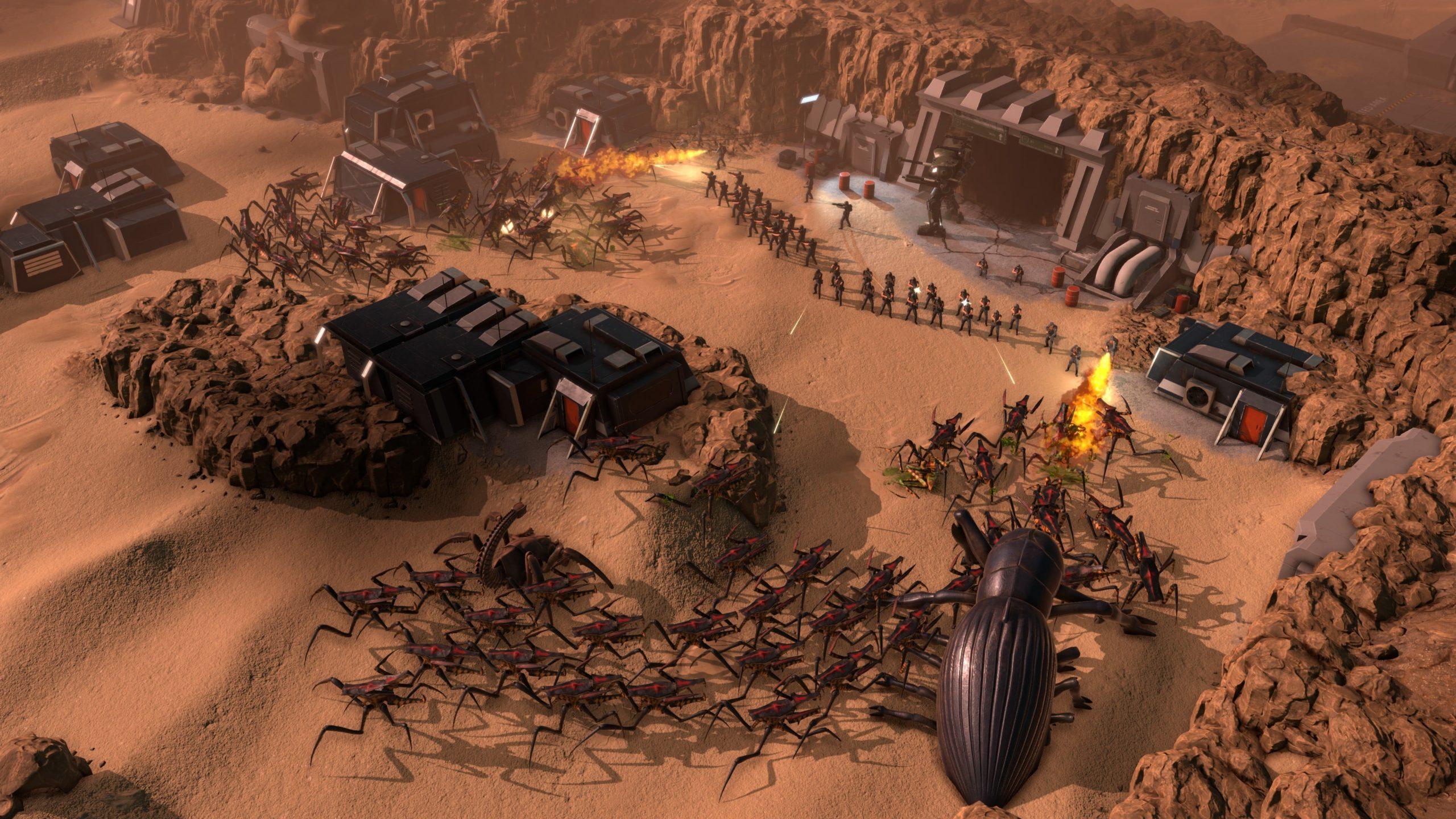 Boj v ulicích ve hře Starship Troopers: Terran Command ss 234058a0387ec4a4908ea12d242ddd2ee114afcc min scaled