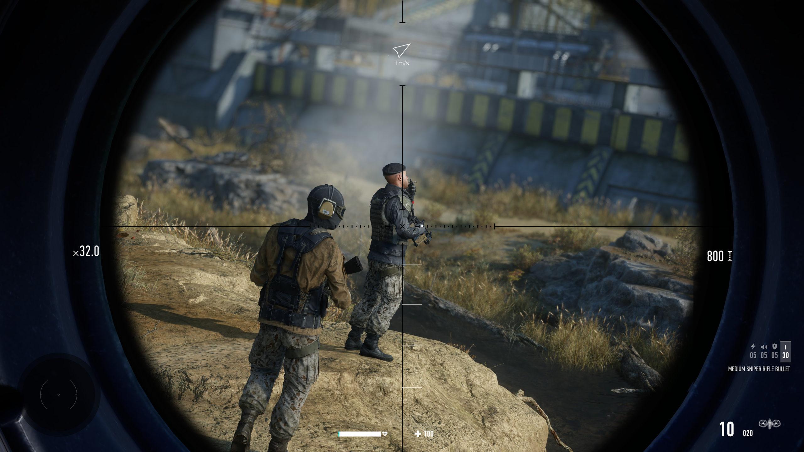 Přehlídka hratelnosti Sniper Ghost Warrior Contracts 2 1 10 scaled