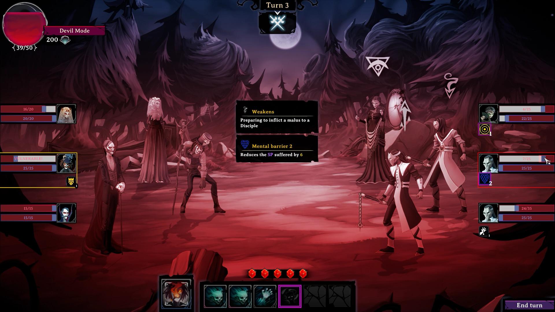 Hrajte si na Ďábla ve hře Rogue Lords 1 6
