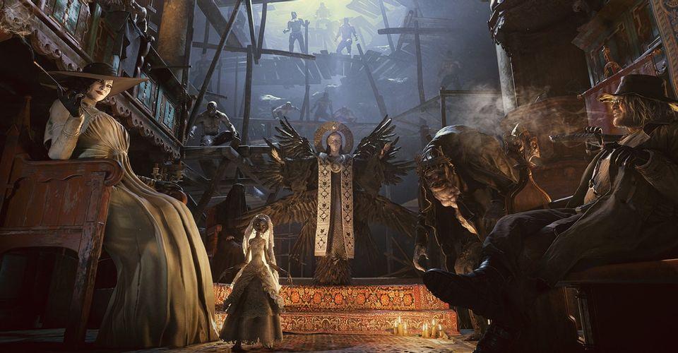 Resident Evil Village: hodnocení dalších členů redakce 4lords