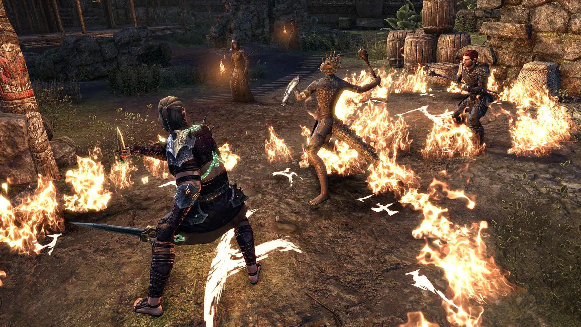 Do The Elder Scrolls Online přibudou společníci Companion 2