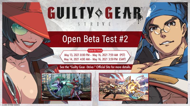 Přehled novinek z Japonska 17. týdne GG Strive OP Beta 2 04 27 21