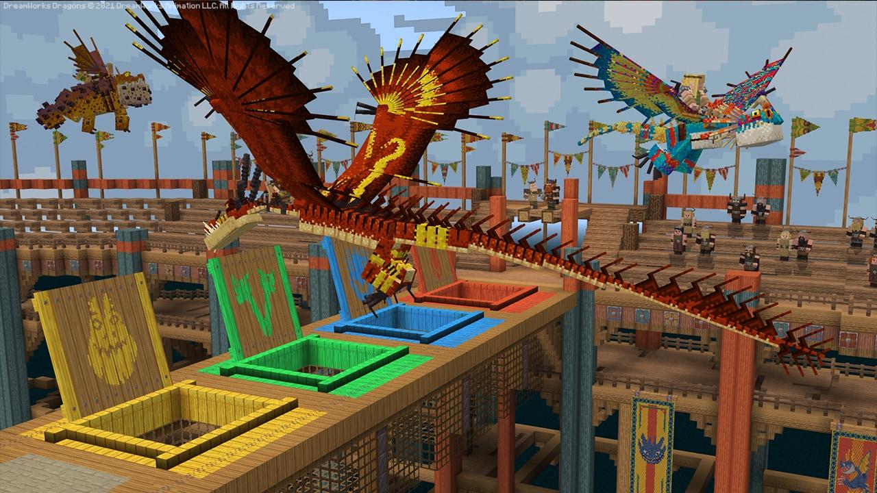 Vycvičte si draka v Minecraftu How To tran