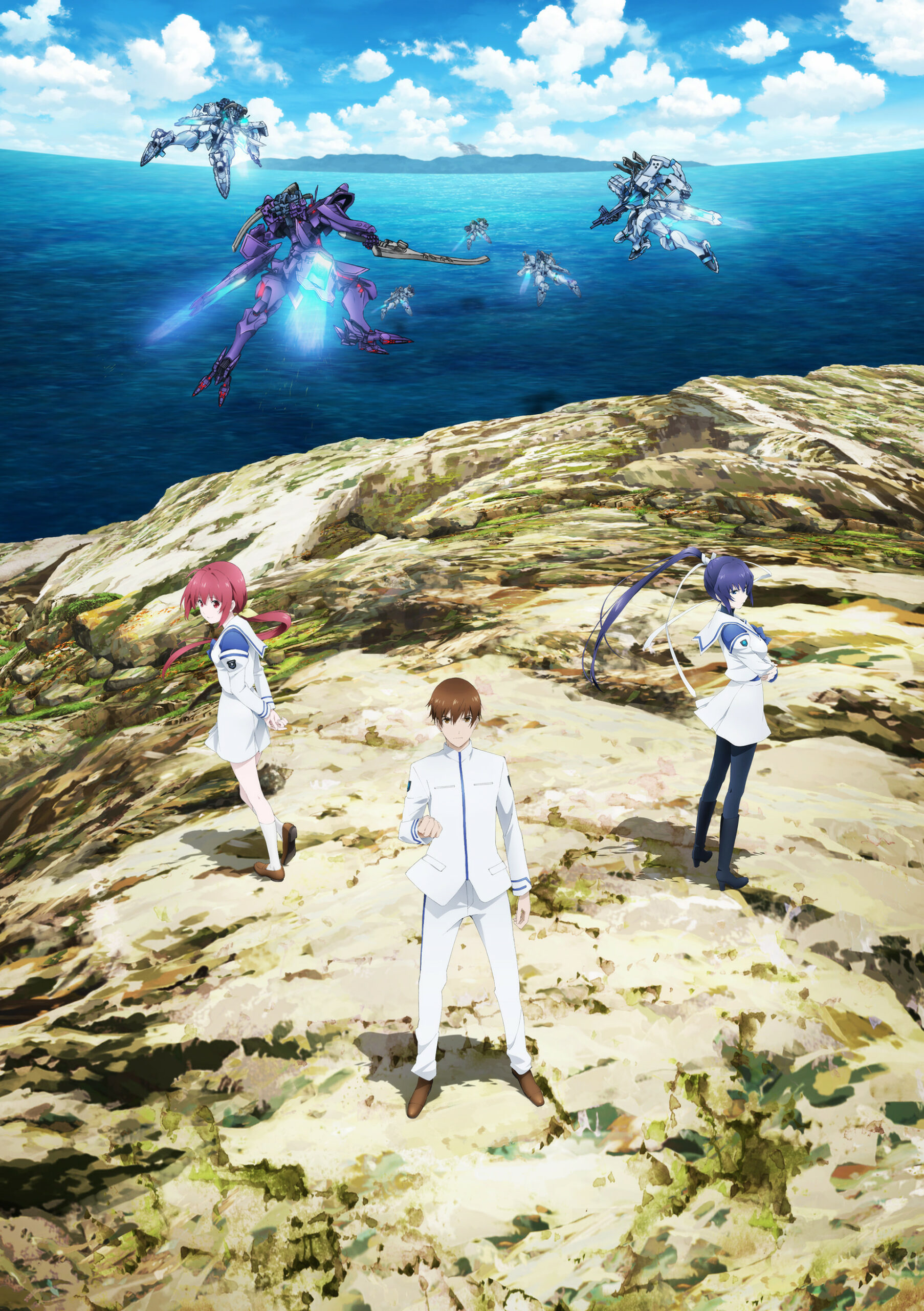 Přehled novinek z Japonska 18. týdne Muv Luv Alternative Anime 05 01 21 002 scaled 1