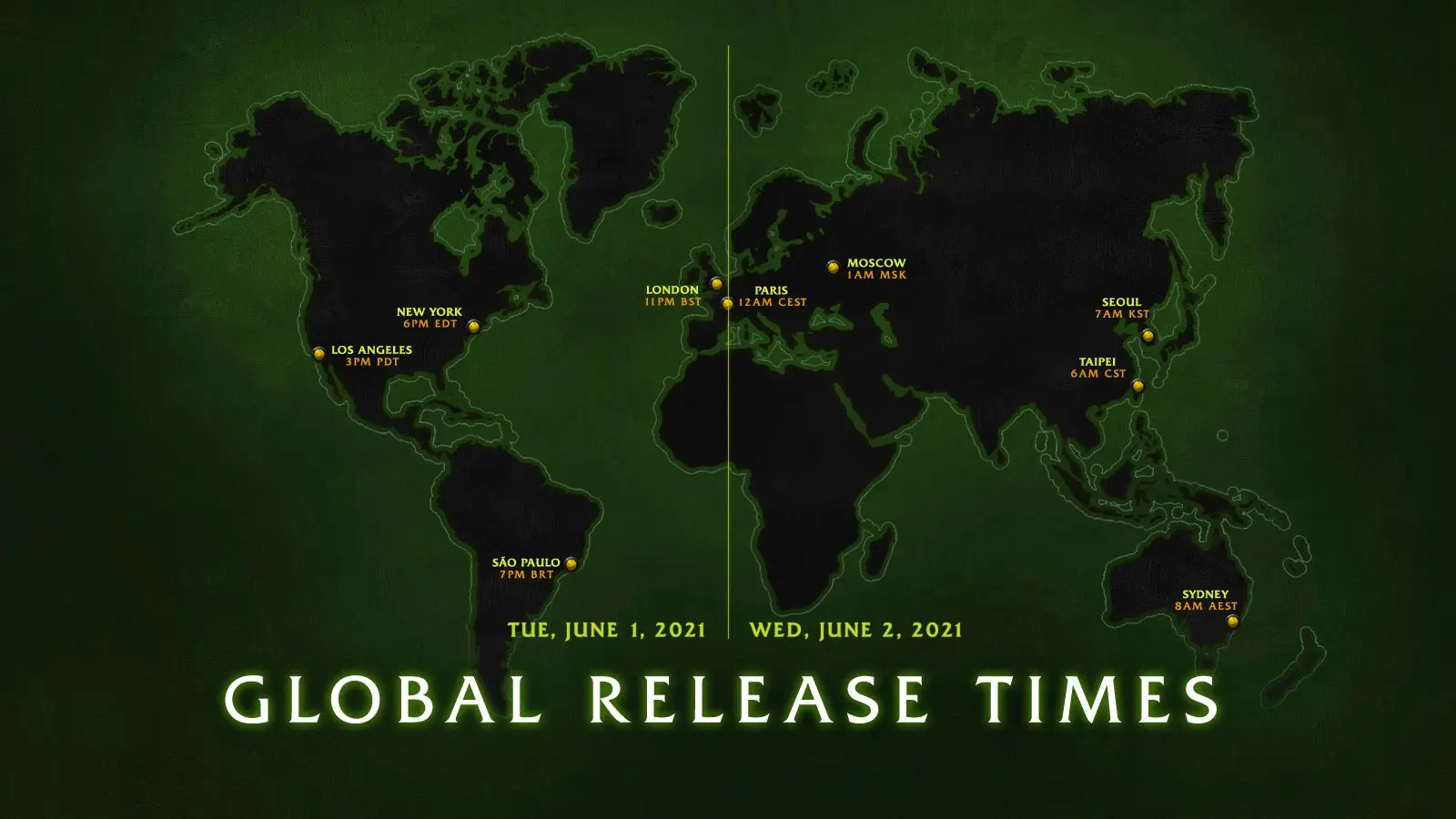 World of Warcraft: The Burning Crusade Classic už začátkem června TBC release