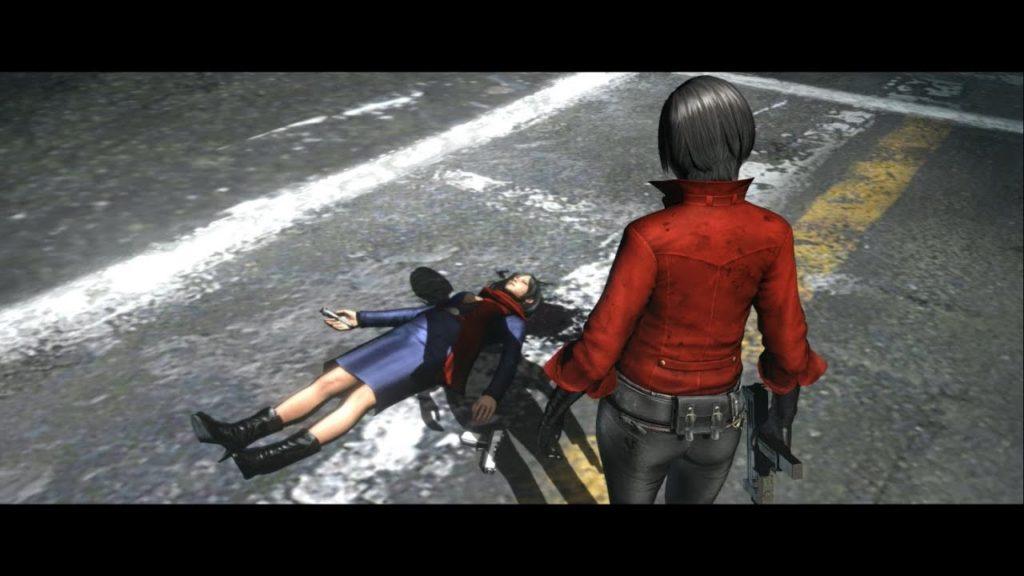 Kompletní příběh série Resident Evil, část třetí ada 1