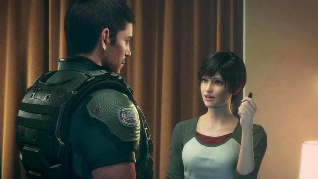 Kompletní příběh série Resident Evil, část třetí chrisreb