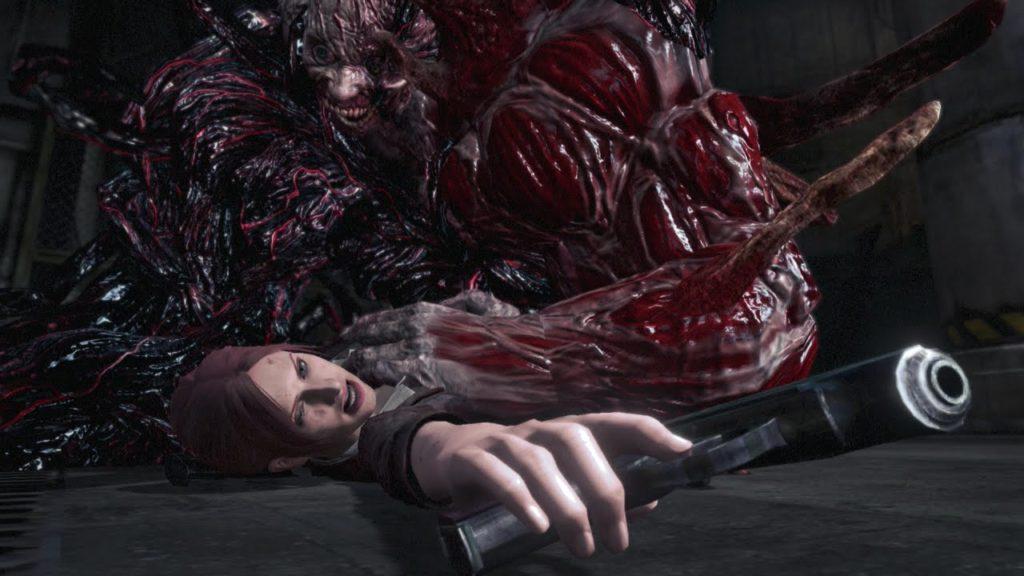 Kompletní příběh série Resident Evil, část třetí claire