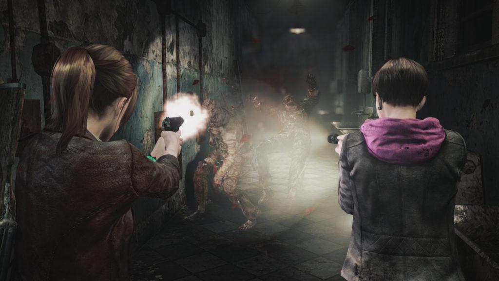 Kompletní příběh série Resident Evil, část třetí claire moira