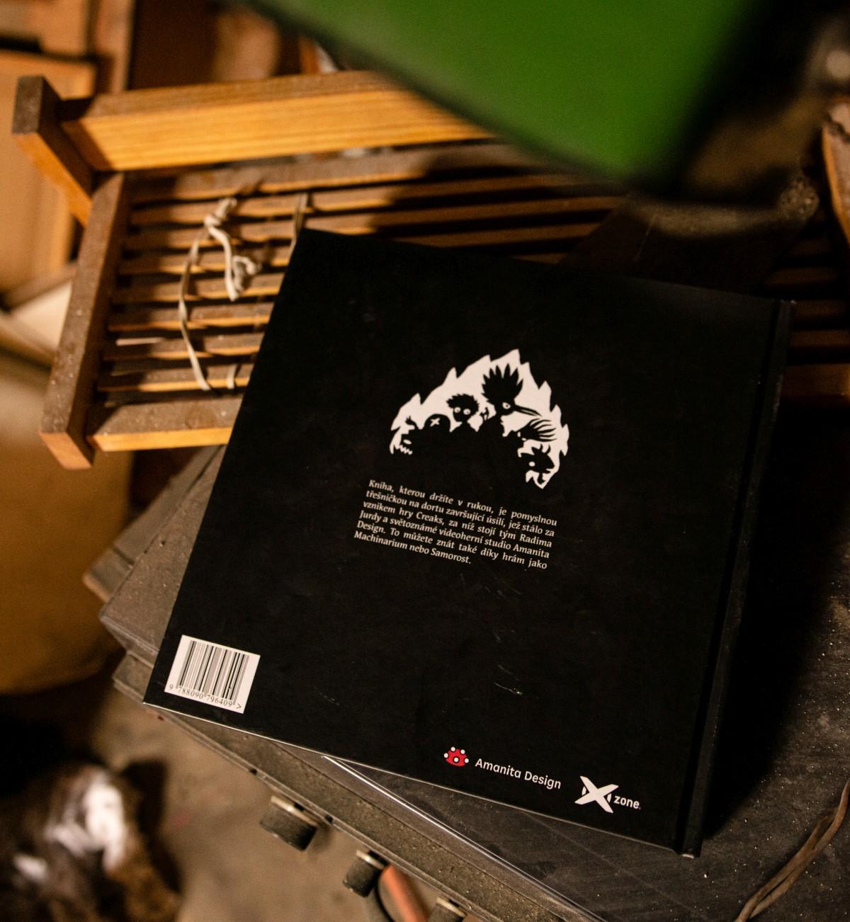 Recenze knihy The Art of Creaks creaks17