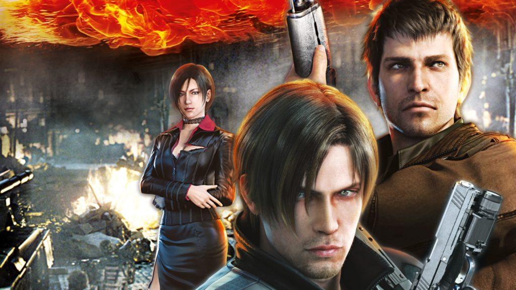 Kompletní příběh série Resident Evil, část třetí damnation min