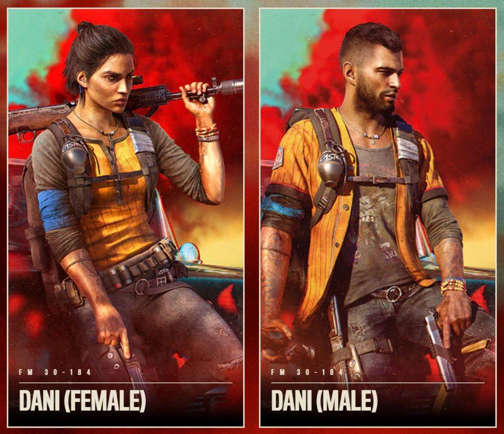 Oznámen termín vydání Far Cry 6 dani