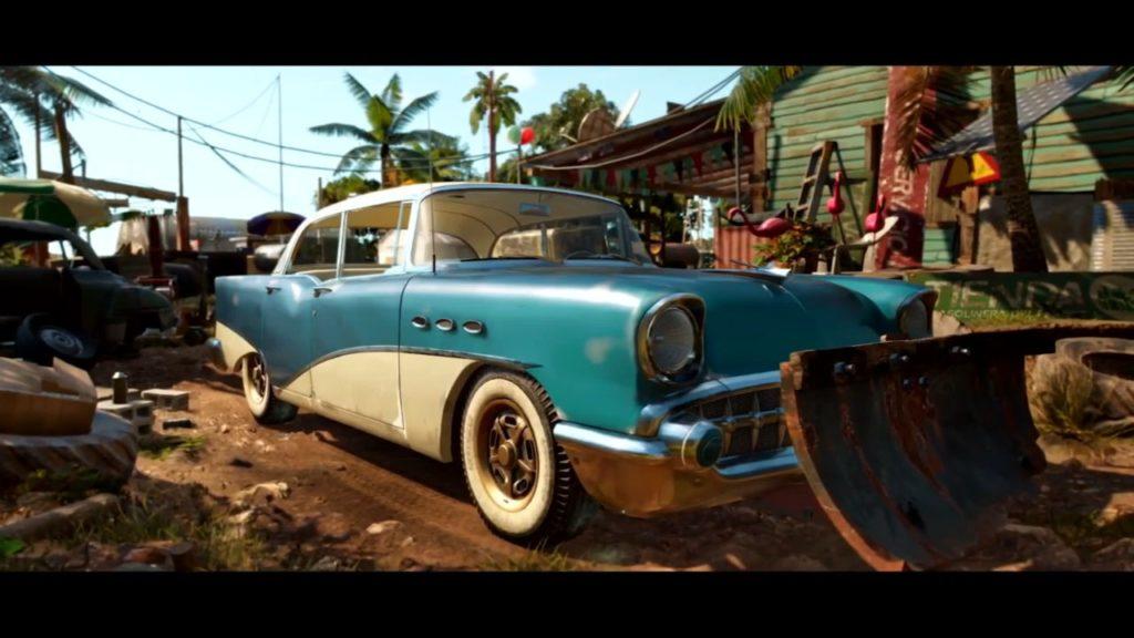 Oznámen termín vydání Far Cry 6 fc6car 1