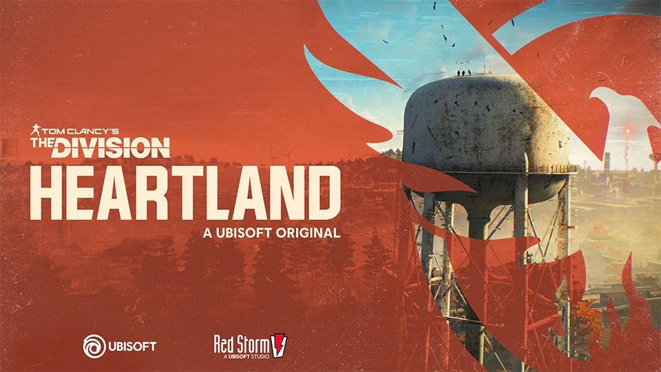 Ubisoft oznámil free-to-play hru The Division: Heartland heartland