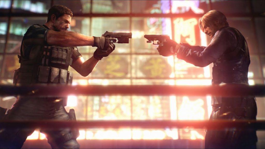 Kompletní příběh série Resident Evil, část třetí leonchris