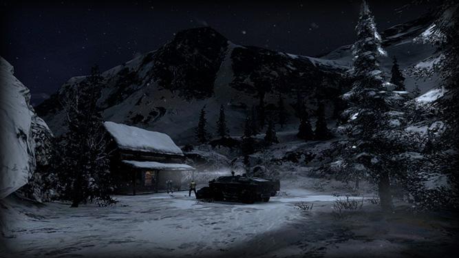 Kompletní příběh série Resident Evil, část třetí mountain