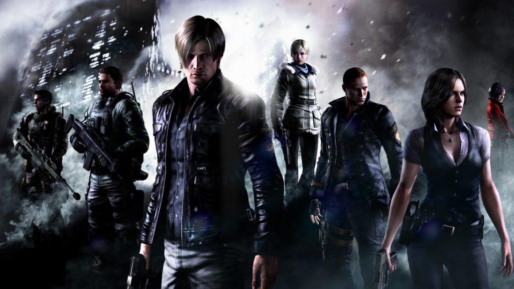 Kompletní příběh série Resident Evil, část třetí re6