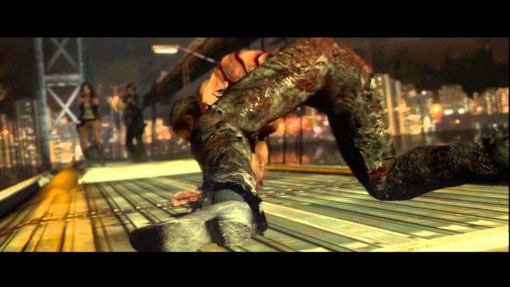 Kompletní příběh série Resident Evil, část třetí simmons 1
