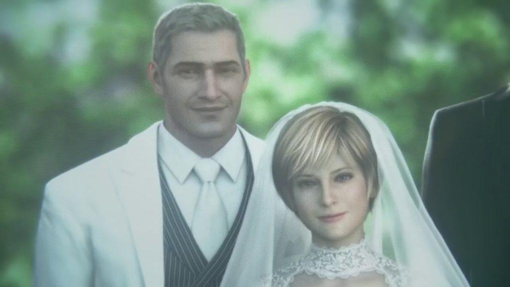 Kompletní příběh série Resident Evil, část třetí svatba